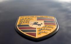 High-resolution desktop wallpaper Porsche by Mike Swanson