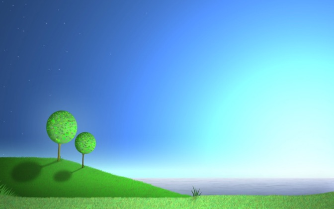High-resolution desktop wallpaper Landscape by dimage