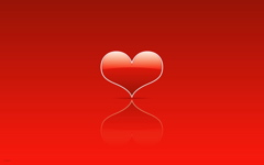 High-resolution desktop wallpaper Saint Valentine by saurospagnol