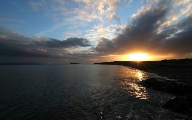 High-resolution desktop wallpaper Galway Bay by EnF70