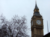 High-resolution desktop wallpaper Big Ben by artaxx