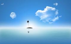 High-resolution desktop wallpaper Island by dimage