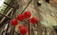 High-resolution desktop wallpaper Chin-San Wall by mhoopes