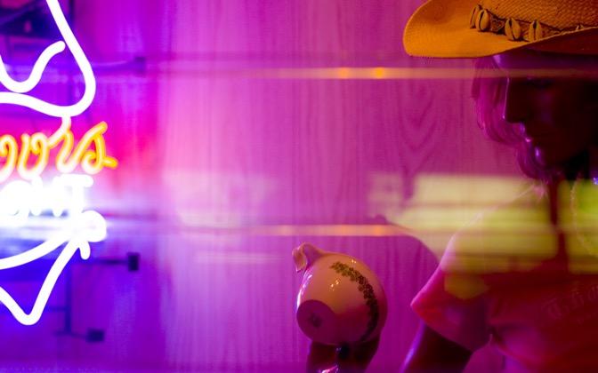 High-resolution desktop wallpaper Mannequin In Trailer by Blake J. Nolan
