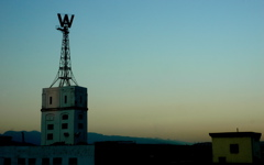 High-resolution desktop wallpaper Woodwards Building by tommyb