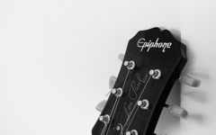 High-resolution desktop wallpaper Les Paul by Ouishk