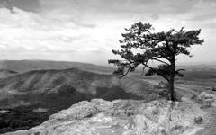 High-resolution desktop wallpaper Blue Ridge Mountains by matt mosher