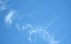 High-resolution desktop wallpaper Sky Blue by David Stys