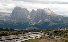 High-resolution desktop wallpaper Dolomites by gldbug800