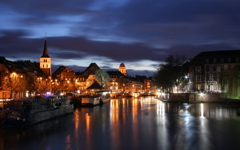 High-resolution desktop wallpaper True Colors of Strasbourg by Tim_y
