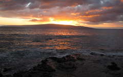High-resolution desktop wallpaper Maui in November by mc30ski