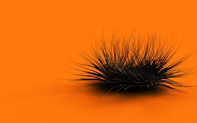 High-resolution desktop wallpaper Orange Chaos by MeltingIce