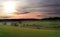 High-resolution desktop wallpaper German Landscape by freso