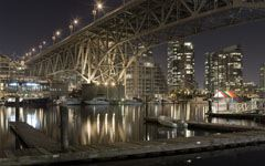 High-resolution desktop wallpaper Granville Bridge by Craig T