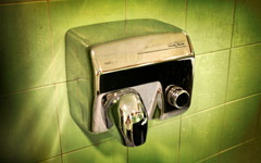 High-resolution desktop wallpaper Hand Drier by Benoit Vanneuville- BeWa