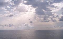 High-resolution desktop wallpaper Mediterranean Sea in the Morning by quiquecv