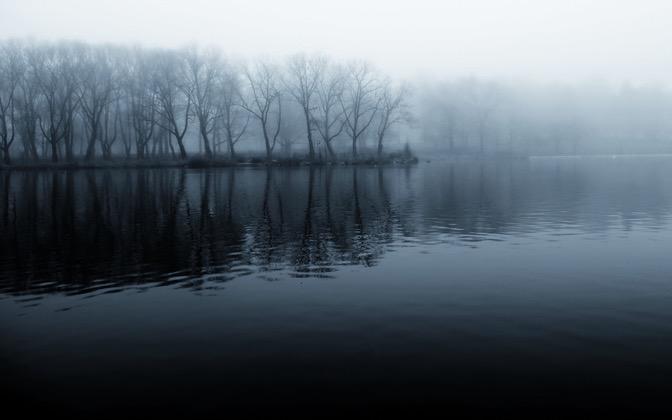High-resolution desktop wallpaper Foggy Morning 2 by yms