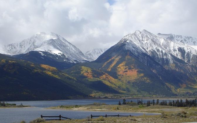 High-resolution desktop wallpaper Twin Lakes, Colorado by travelinlibrarian