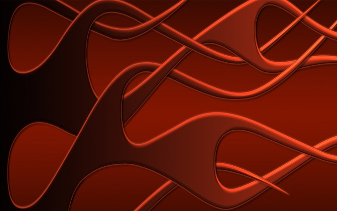 High-resolution desktop wallpaper Flames Red & Black by jbensch