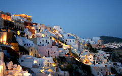 High-resolution desktop wallpaper White Houses by Pedromac