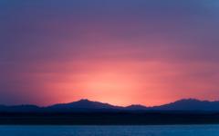 High-resolution desktop wallpaper Sunset in Egypt by Robert_Schoeller