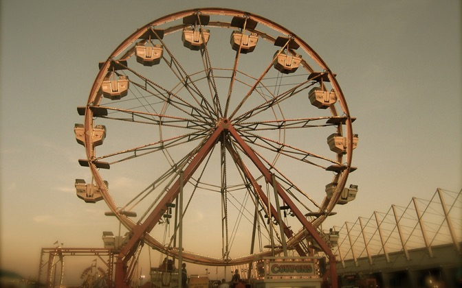 High-resolution desktop wallpaper County Fair by outer1