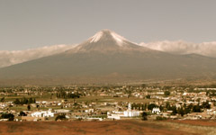 High-resolution desktop wallpaper Popocatepetl by Coug86