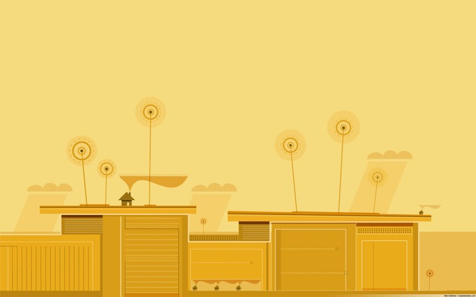 High-resolution desktop wallpaper Upland by studiobenben
