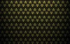 High-resolution desktop wallpaper Pirate Pattern by effin