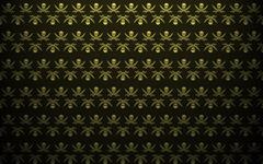 High-resolution desktop wallpaper Pirate Pattern by effin
