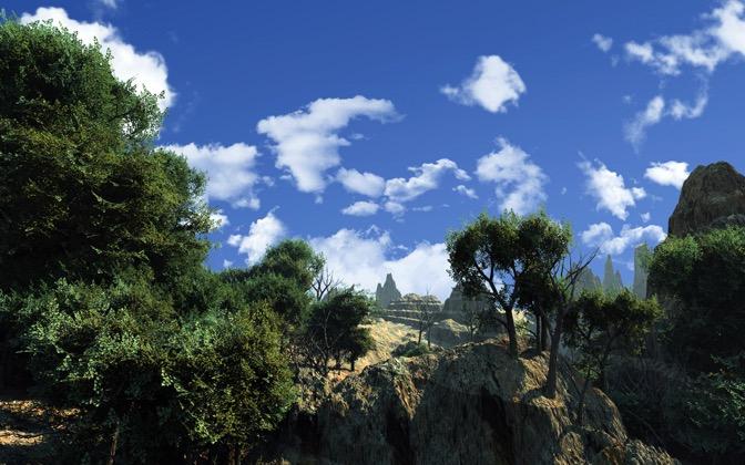 High-resolution desktop wallpaper Newcastle Ridge by boss019