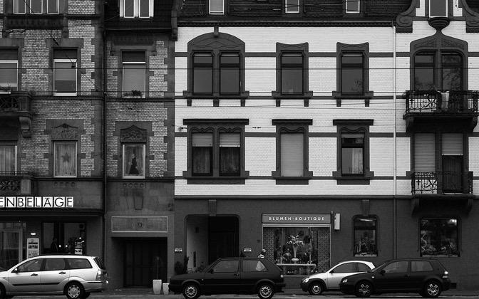High-resolution desktop wallpaper Karlsruhe by sillabub