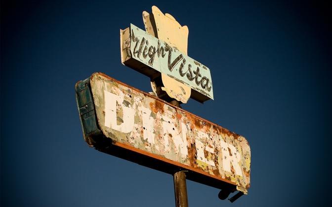 High-resolution desktop wallpaper Hi-Vista Diner by straycat
