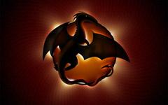 High-resolution desktop wallpaper Dragonology by vladstudio