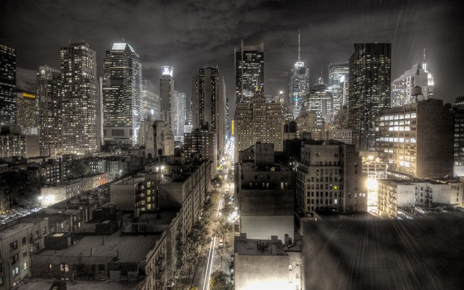 High-resolution desktop wallpaper New York City by Paulo Barcellos Jr. by Paulo Barcellos Jr.