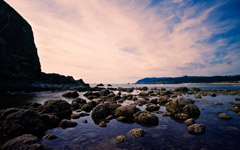 High-resolution desktop wallpaper Cannon Beach by Steven Miller