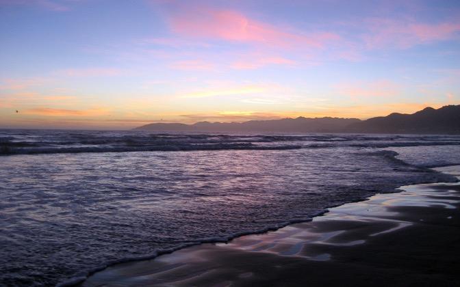 High-resolution desktop wallpaper Summer Sunset by ontheroad