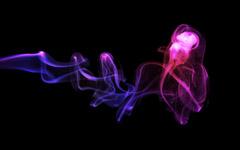 High-resolution desktop wallpaper Smoke by Felipe
