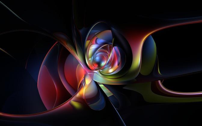 High-resolution desktop wallpaper Bug by Richard Mohler