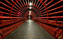 High-resolution desktop wallpaper tunnel by wplowes