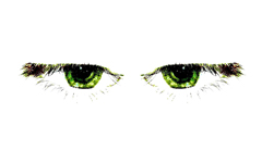 High-resolution desktop wallpaper Green Eyes by ssenkrad