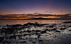 High-resolution desktop wallpaper Magical Sunrise by Chris Gin