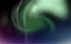 High-resolution desktop wallpaper Polar Light by mr.zer0