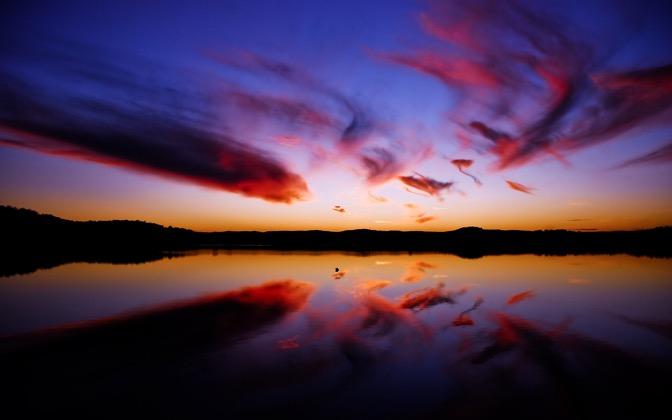 High-resolution desktop wallpaper Reflections by lil_boska