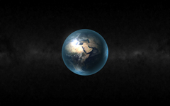 High-resolution desktop wallpaper The Earth by Milad