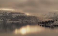 High-resolution desktop wallpaper Sunset in Front of Me by Yaroslav Kobzar