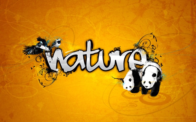 High-resolution desktop wallpaper Nature by ashtra
