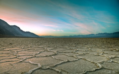 High-resolution desktop wallpaper Badwater by Alexander Stross