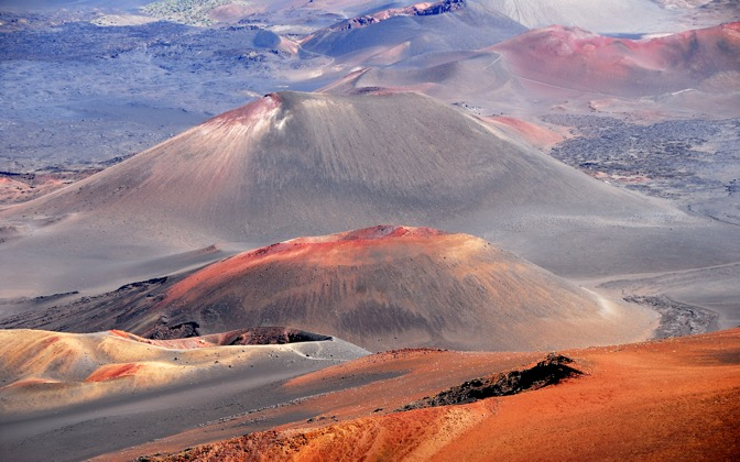 High-resolution desktop wallpaper Haleakala by andynawabi