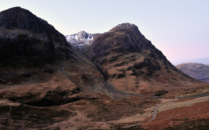 High-resolution desktop wallpaper Glencoe by Ziggy